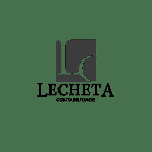 Logo Lecheta Preta