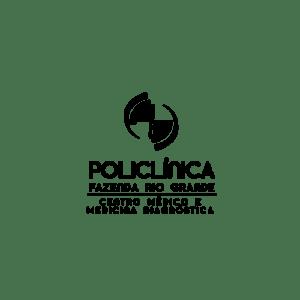 Logo Policlínica Preta