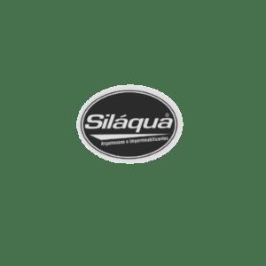 Logo Siláqua Preta