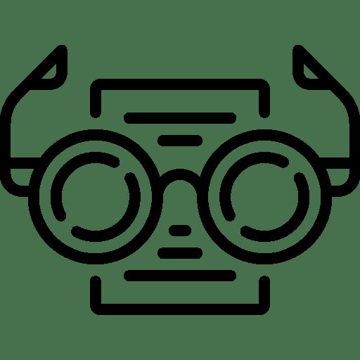 Ícone Visão